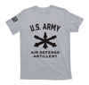 us army air defense t shirt