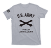 us army field artillery t-shirt