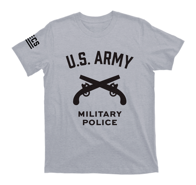 us army military police t-shirt