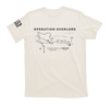 operation overlord d-day invasion anniversary t-shirt