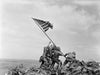 """Raising the Flag on Iwo Jima"" (Archival Print)"