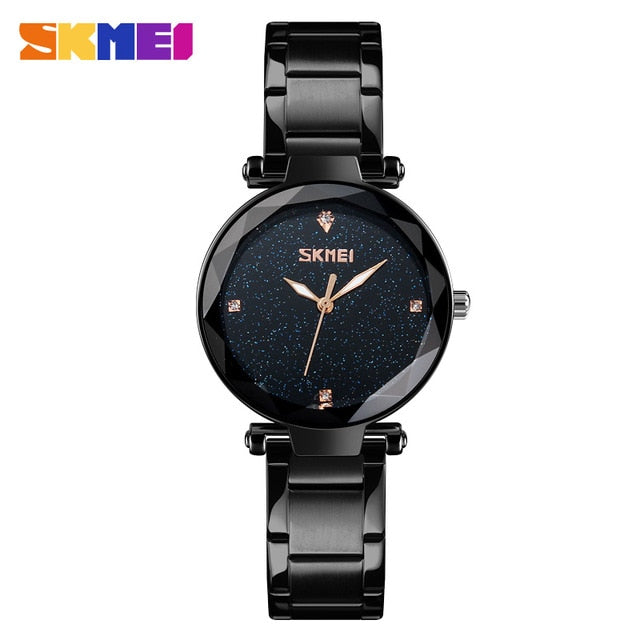 SKMEI Starry Quartz Women Watches