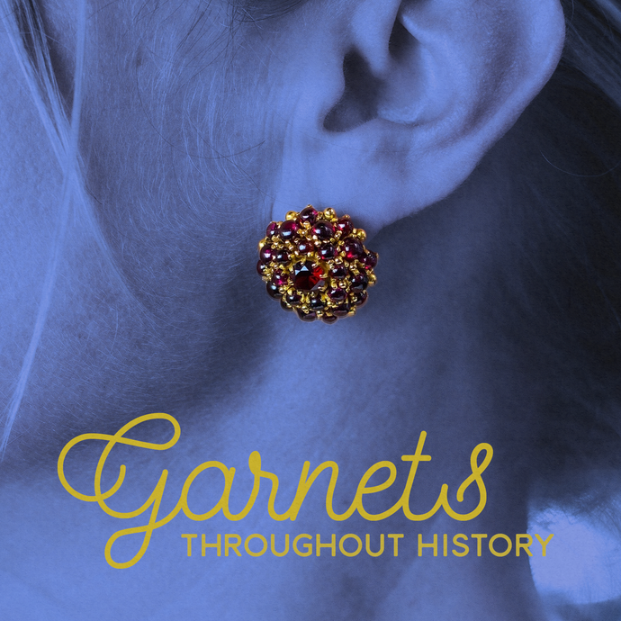 Garnet Jewellery Throughout History