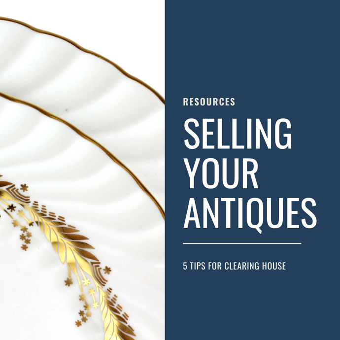 Selling Your Antiques
