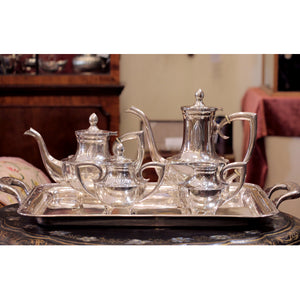 Four Piece Japanese Tea and Coffee Service - The Antique Guild
