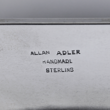Load image into Gallery viewer, Modernist Sterling Silver Centrepiece by Allan Adler