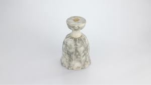 A Small Alabaster Vase - The Antique Guild