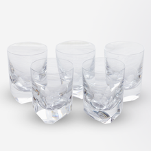 Load image into Gallery viewer, Five Baccarat Crystal Tumblers