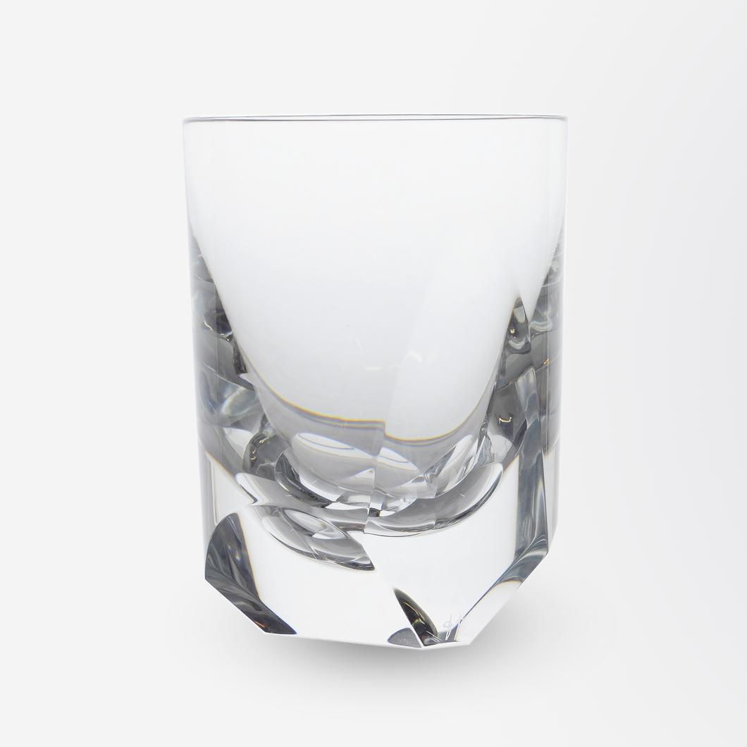 Five Baccarat Crystal Tumblers