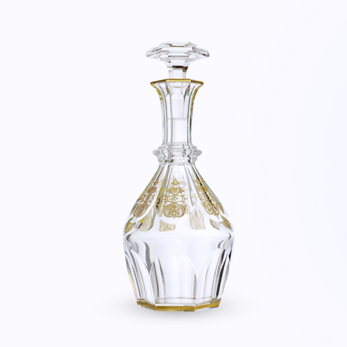 Baccarat Decanter in the Empire Pattern