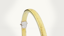 Load image into Gallery viewer, Brushed Gold Bracelet - The Antique Guild