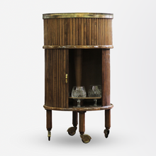 Load image into Gallery viewer, Hollywood Regency Drinks Cabinet