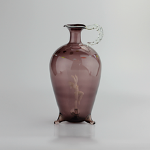 Load image into Gallery viewer, Small Bimini Glass Pitcher, Circa 1930s - The Antique Guild
