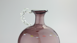 Small Bimini Glass Pitcher, Circa 1930s - The Antique Guild