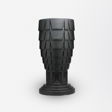Load image into Gallery viewer, Geometric Art Deco Vase by French Maker Mougin Freres
