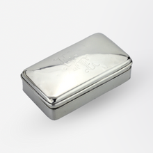 Load image into Gallery viewer, Sterling Box by Tiffany & Co.