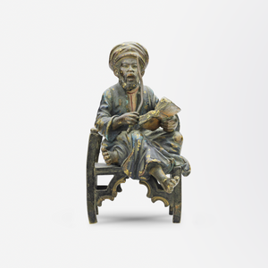 Cold Painted Austrian Bronze of Middle Eastern Man