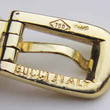 Load image into Gallery viewer, Gucci, 18kt Yellow Gold Belt Buckle Bracelet