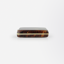 Load image into Gallery viewer, Tortoiseshell and Ivory Card Case