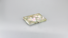 Load image into Gallery viewer, Mother of Pearl Card Case - The Antique Guild