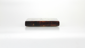 Tortoiseshell Card Case - The Antique Guild