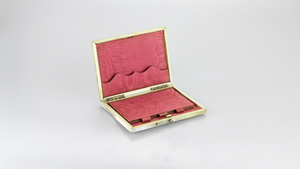 Mother of Pearl Card Case - The Antique Guild