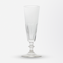 Load image into Gallery viewer, Set of Six Hand Blown Champagne Flutes