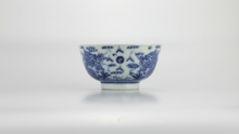 Load image into Gallery viewer, Chinese Blue and White Cup with Daoguang Mark - The Antique Guild