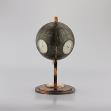 Load image into Gallery viewer, Globe Clock by Tiffany & Co. - The Antique Guild