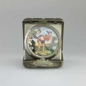 Erotic Pocket Watch - The Antique Guild