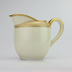 German Porcelain Creamer - The Antique Guild