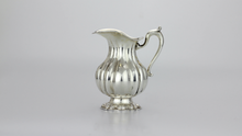 Load image into Gallery viewer, Hungarian Silver Creamer - The Antique Guild