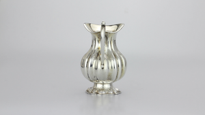 Hungarian Silver Creamer - The Antique Guild