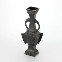 Load image into Gallery viewer, Chinese Bronze Vase - The Antique Guild