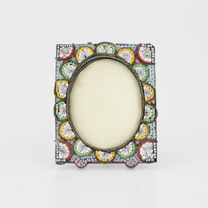 Miniature Micromosaic Frame - The Antique Guild