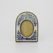 Load image into Gallery viewer, Small Micromosaic Arch Frame - The Antique Guild