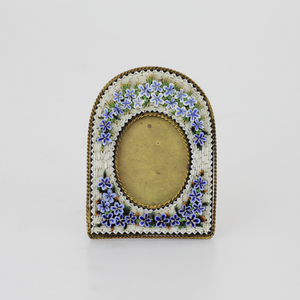 Small Micromosaic Arch Frame - The Antique Guild