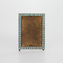 Load image into Gallery viewer, Square Micromosaic Picture Frame - The Antique Guild