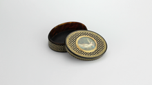 Load image into Gallery viewer, French Tortoiseshell Erotic Snuff Box - The Antique Guild