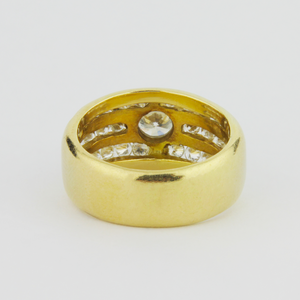 Diamond Ring in 18k Gold