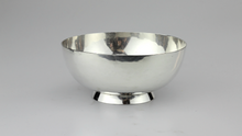 Load image into Gallery viewer, Handwrought Sterling Bowl - The Antique Guild