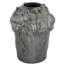 Load image into Gallery viewer, Early 20th Century Art Nouveau Black Terracotta Vase by Hjorth Fabrik - The Antique Guild