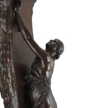 Load image into Gallery viewer, French Bronze by Henri Chapu for Tiffany and Co. circa 1900 - The Antique Guild