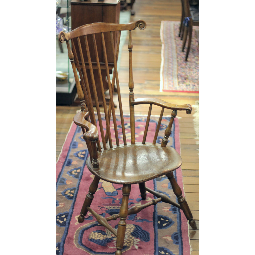 19th Century Windsor Chair - The Antique Guild