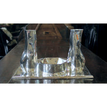 Load image into Gallery viewer, Modernist Centrepiece in Mexican Sterling Silver - The Antique Guild