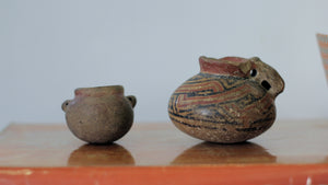 Pre-Columbian Stoneware Vessels - The Antique Guild