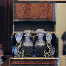 Load image into Gallery viewer, 19th Century French Drinks Tantalus - The Antique Guild