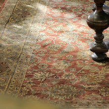 Load image into Gallery viewer, Handmade Persian Pile Rug in Warm Tones - The Antique Guild