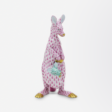Load image into Gallery viewer, Herend Hand Painted Porcelain Kangaroo & Joey