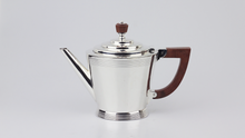 Load image into Gallery viewer, Art Deco Sterling Silver Tea & Coffee Set - The Antique Guild